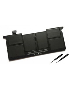 """Batteri för MacBook Air 11"""" 2010 A1375 inkl verktyg"""
