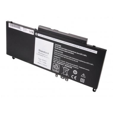 Batteri för Dell E5250 E5450 E5550 7000mAh 6MT4T