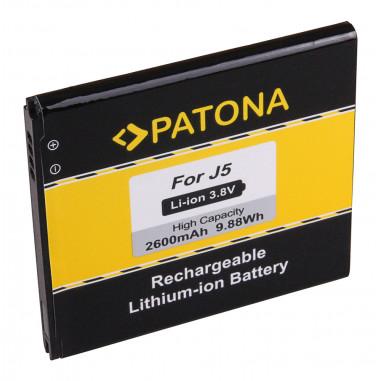 Batteri för Samsung BG530 2600mAh