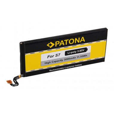 Batteri för Samsung S7 3000mAh EB-BG935ABE