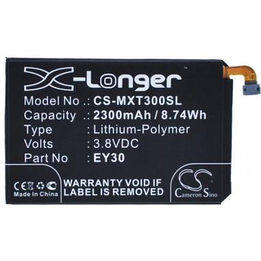 Batteri för Moto X 2nd 2015 EY30 2300mAh