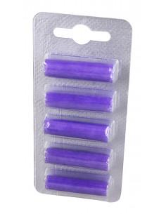 5-pack doftstavar till dammsugare, lavendel