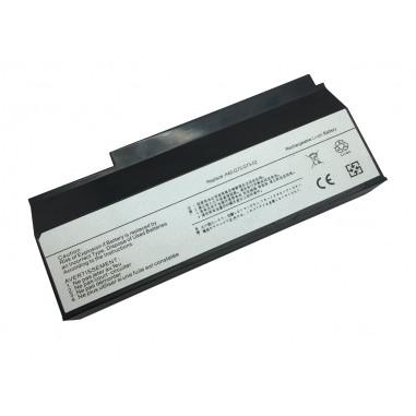 Batteri för Asus G53 G73 A42-G73 4400mAh