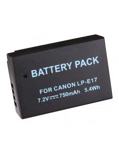 Batteri för Canon LP-E17 750mAh 7.2V
