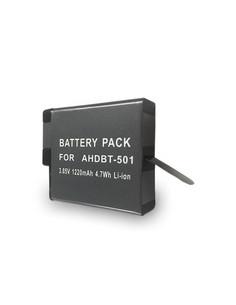 Batteri för GoPro Hero 5 AHDBT-501 1250mAh 3.85V