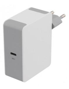 Laddare USB-C 60W 5V/9V/12V/15V/20V vit