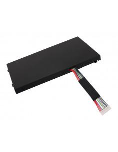Batteri f�r Dell Alienware M11x M14x 4250mAh