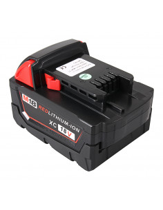 Batteri f�r Milwaukee 18V Li-Ion 5000mAh M18