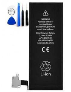 Batteri för iPhone 4S 1420mAh inkl verktyg