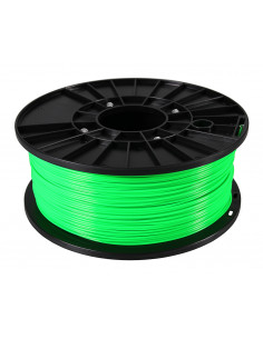Filament 1kg PLA 1,75mm för 3D-skrivare grön