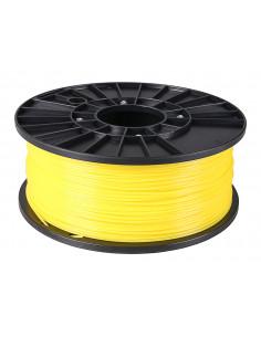 Filament 1kg PLA 1,75mm för 3D-skrivare gul