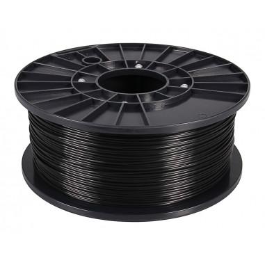 Filament 1kg ABS 1,75mm för 3D-skrivare svart