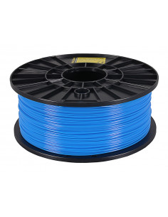 Filament 1kg PLA 1,75mm för 3D-skrivare ljusblå