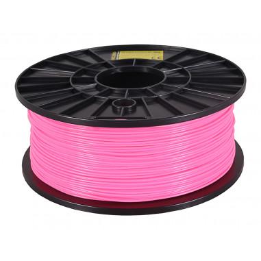 Fluorescerande filament 1kg PLA 1,75mm för 3D-skrivare rosa