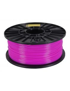 Fluorescerande filament 1kg PLA 1,75mm för 3D-skrivare lila