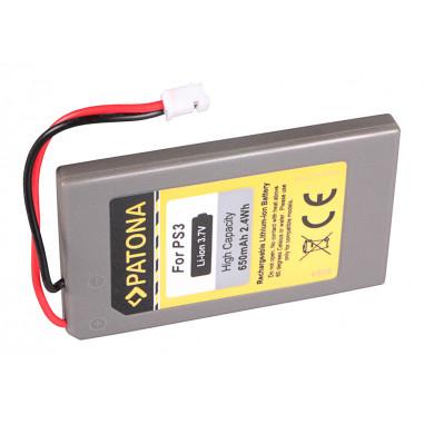 Batteri för Sony PlayStation 3 PS3 Li-ion 650mAh LIP1359