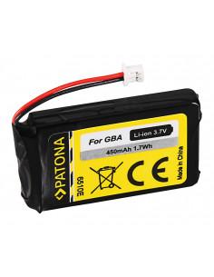 Batteri för Nintendo Game Boy Micro OXY-001 Li-ion 450mAh