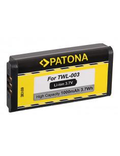 Batteri för Nintendo DSi NDSi NDSiL Li-ion 1000mAh