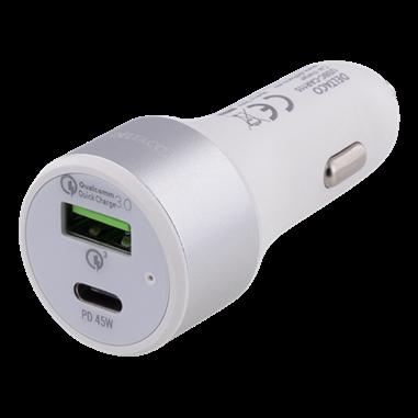 Billaddare USB-C PD 45W 5V/9V/12V/15V/20V