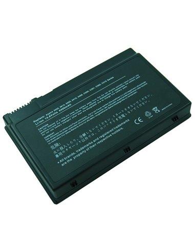 Batteri för Acer TravelMate C300 Series 4400mAh