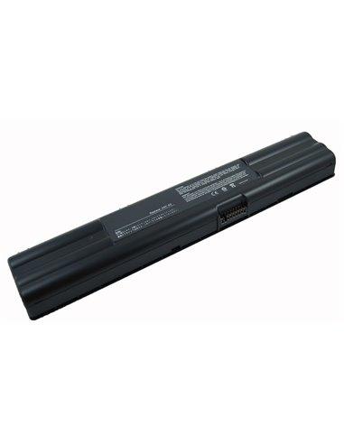 Batteri för Asus A2000 Series 4400mAh