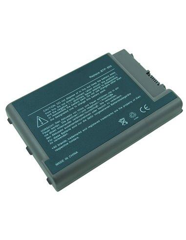 Batteri för Acer TravelMate 600 Series 4400mAh
