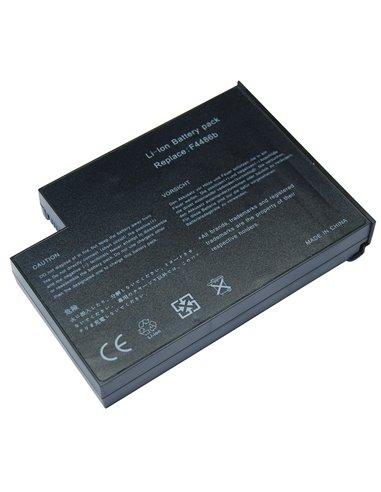 Batteri för HP Compaq Pavilion XF145 4400mAh