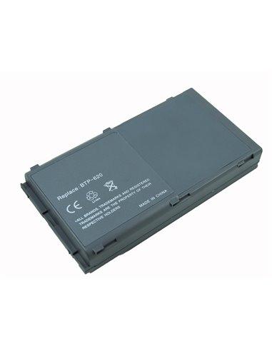 Batteri för Acer TravelMate 620 4400mAh