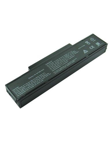 Batteri för Asus A9 Series 4400mAh
