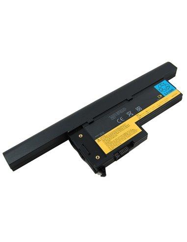 Batteri för Lenovo ThinkPad X60 X60s X61 X61s 4400mAh