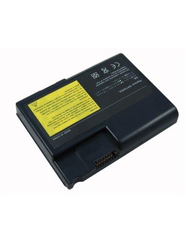Batteri för Acer TraveIMate 270 Series 4400mAh