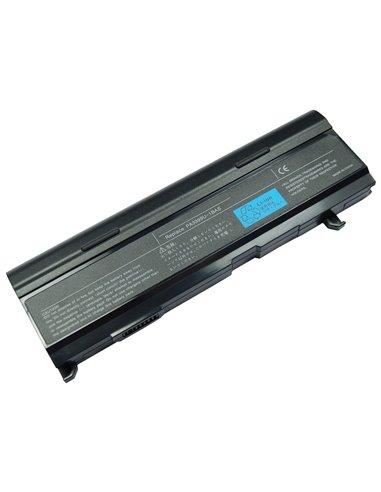 Batteri för Toshiba Satellite A100-163 6600mAh