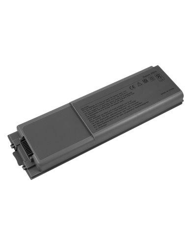Batteri för Dell Latitude D800 series 6600mAh