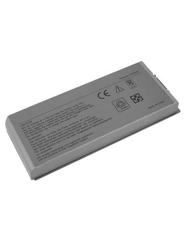 Batteri för Dell Latitude D810 6600mAh
