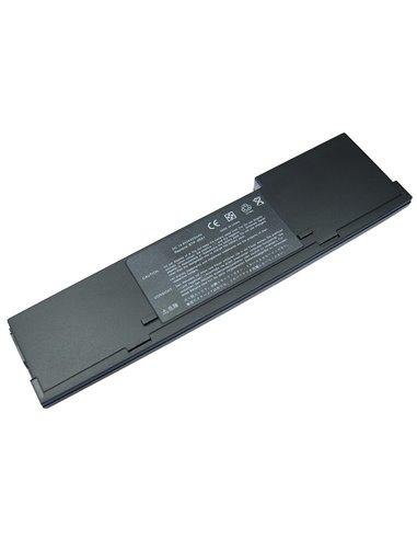 Batteri för Acer Aspire 1360 6600mAh