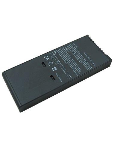 Batteri för Toshiba Dynabook Satellite 1800 4500mAh