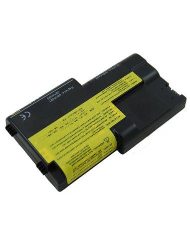 Batteri för IBM ThinkPad T20 T21 T22 T23 T24 4400mAh