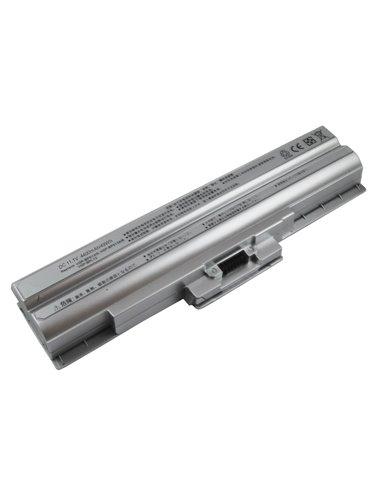 Batteri för Sony VGP-BPS13 4400mAh silver