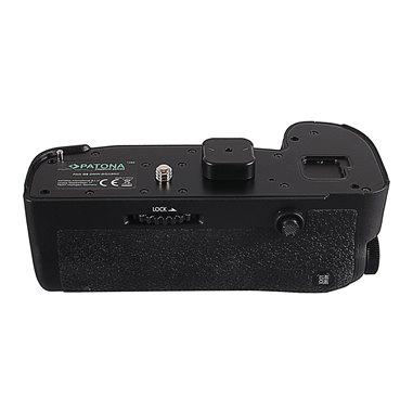 Batterigrepp för Panasonic G9 DMW-BLF19 med fjärrkontroll