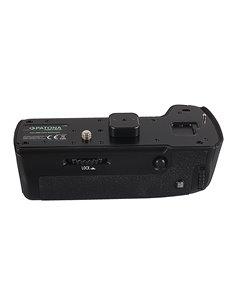 Batterigrepp för Panasonic GH5 DMW-BLF19 med fjärrkontroll