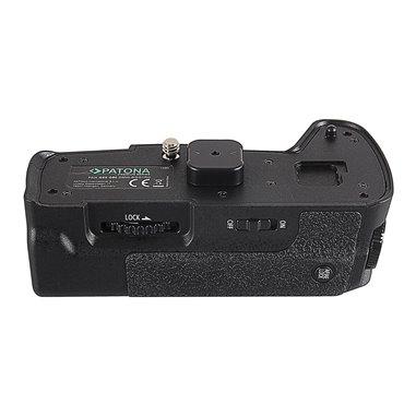Batterigrepp för Panasonic G80 G85 DMW-BLC12 med fjärrkontroll
