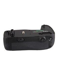 Batterigrepp för Nikon D750 MB-D16H EN-EL15 med fjärrkontroll