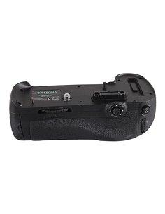 Batterigrepp för Nikon D800 D810 MB-D12H EN-EL15 EN-EL18 med fjärrkontroll