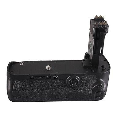 Batterigrepp för Canon BG-E11H EOS 5D Mark III LP-E6 med fjärrkontroll