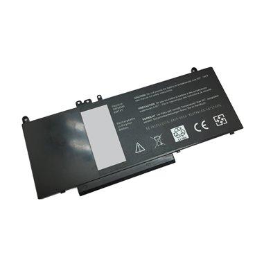 Batteri för Dell Latitude E5250 E5450 E5550 3150 3160 6MT4T 6000mAh