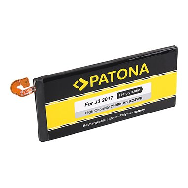 Batteri för Samsung Galaxy J3 2017 EB-BJ330ABE 2400mAh