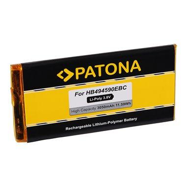 Batteri för Huawei HB494590EBC 3050mAh