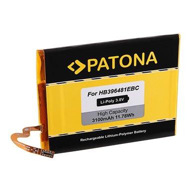 Batteri för Huawei HB396481EBC 3100mAh