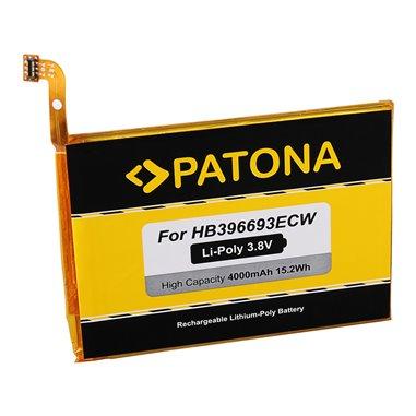 Batteri för Huawei Mate 8 HB396693ECW 4000mAh
