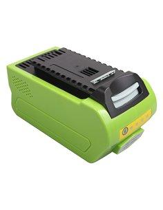 Batteri för Greenworks 40V Li-Ion 4000mAh